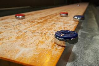 SOLO® Shuffleboard Movers Ferndale, Washington.